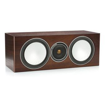 Monitor Audio Silver Centre Speaker (Walnut) £159 @ Audiovisual online