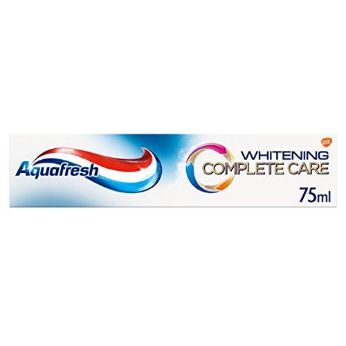 6 x Aquafresh Whitening 75ml (Amazon Add-On item) 99p