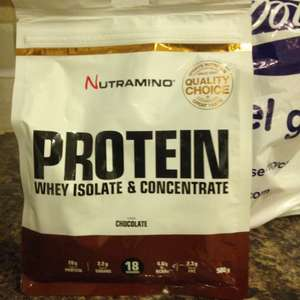 Protein whey isolate £3.37 @ Boots - metrocentre