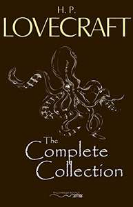 Complete Collection Of H. P. Lovecraft - 150 eBooks With 100+ Audiobooks  [Kindle Edition]   - Free Download @ Amazon