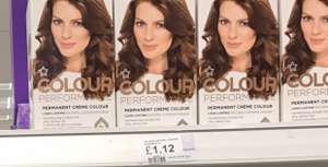Superdrug hair dye - Golden Auburn £1.12 - Haringey store