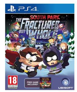 South Park fractured but whole ps4 £16.03 Used - Like New (amazon / boomerang)