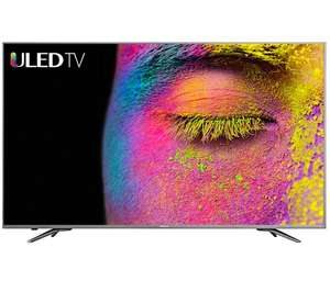 Hisense 50N6800 50 inch 4K Ultra HD HDR Smart ULED TV Freeview Play with 6 Year Warranty  £499.00  Richersounds