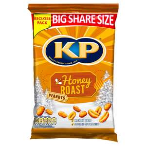 KP honey roast peanuts 25p instore @ Sainsbury's