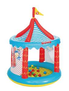Fisher Price Circus Ball Pit with 25 play balls £19.99 (Free Collect+) @ Very