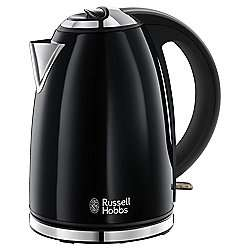 Russell Hobbs Maddison Black Kettle Catalogue Number:513-0937 £16.50 @ Tesco