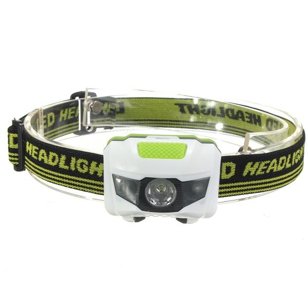 2LED 4 Models Mini Headlamp Headlight Torch Lamp - Banggood £2.34 @ Banggood