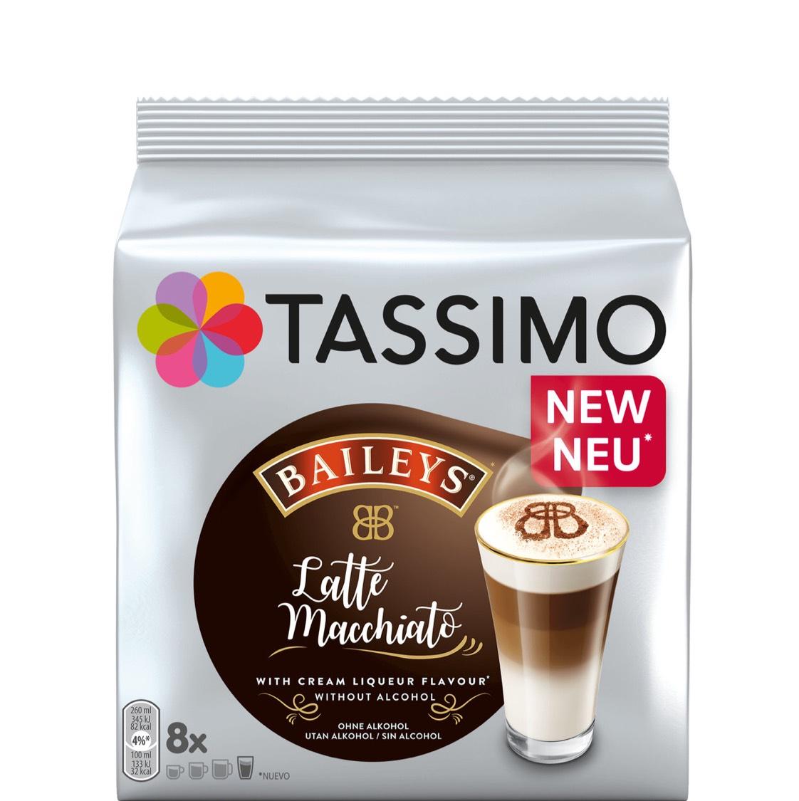 Tassimo Baileys Latte Macchiato £2.50 instore @ Tesco