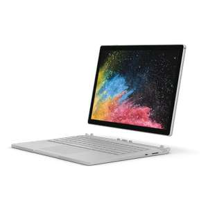 Surface Book 2 i7-8650U  / GTX 1050 256Gb £1639.99 @ Currys