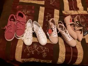 Asda living sale - girls/ladies shoes/trainers from £1