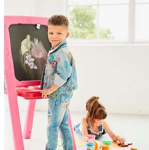 Pink Easel £16 @ Mothercare