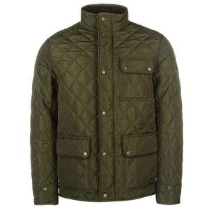 Firetrap Freedom Jacket £20 (Postage £4.99) @ Sports Direct. Khaki only, other colours more £