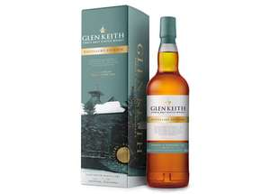 GLEN KEITH DISTILLERY RELEASES SINGLE MALT, AT THE CO-OP £20