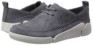 Clarks Tri Angel, Women's Low-Top Sneakers in Grey 48% off £34 @ Amazon