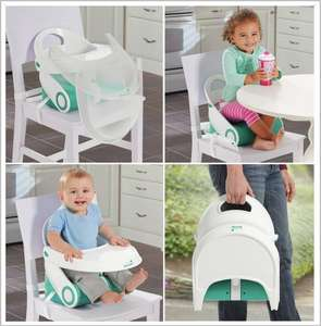 Summer Infant Sit N Style Folding Booster now £14.99 at Argos