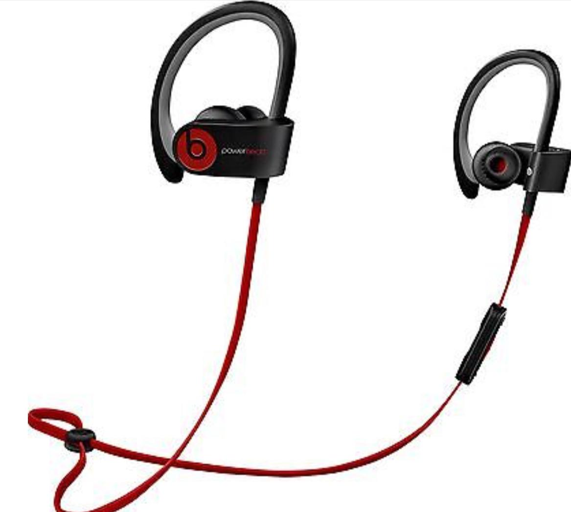 Beats By Dre Powerbeats 2 Bluetooth Headphones £54.99 @ Argos Ebay