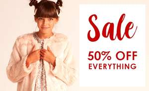 Wild & Gorgeous​  50% OFF EVERYTHING-All Sale Now 50% Off – Shop Now To Avoid Disappointment