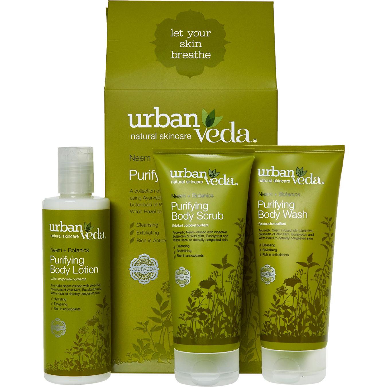 Urban Veda gift sets £11.99 + £1.99 C&C @ TK Maxx (£13.98)