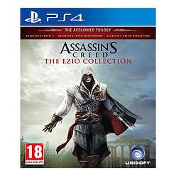 Assassin's Creed The EZIO Collection PS4 / Xbox One GAME & Amazon PRIME £14.99 Online Only Price