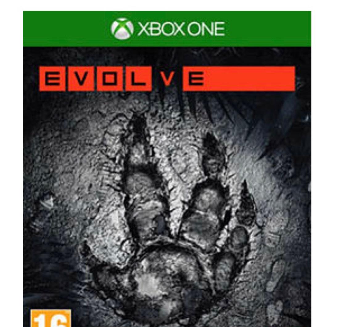 Evolve Xbox One £3.99 @ Game
