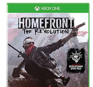 Homefront The Revolution Xbox One £3.99 @ Game