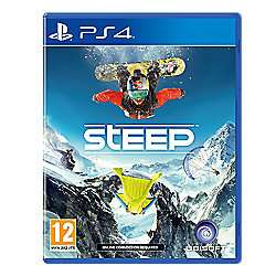 Steep ps4 and Xbox One £10 at Tesco