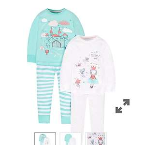 Mothercare pyjamas-Now from £2