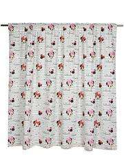Minnie mouse 66x54 inch lined pencil pleat curtains was £18 now HALF price £9 design exclusive @ asda George,free c+c