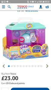 Little live pets chick £9.20 at Tesco instore