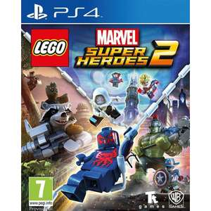 [PS4] LEGO Marvel Super Heroes 2 - £24.95 - TheGameCollection