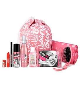 Soap & Glory Happy Glamper Kit only for £16  + Free The Righteous Butter Lotion 500ml @ Boots