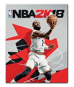 NBA2K18 Steelbook (No Game) £2.17 @ Amazon Prime (+£1.99 for non prime)