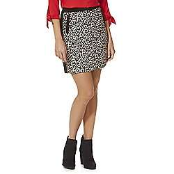 F&F Leopard mini skirt, reduced to £4 free c&c @ tesco.