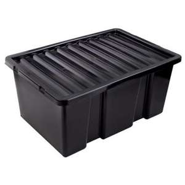 Storage Box And Lid 14 Litre £1 @ Poundland
