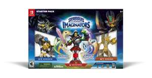 Skylanders Imaginators (Nintendo Switch) - £14.99 in store Southampton GAME
