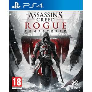 [Xbox One/PS4] Assassin's Creed Rogue Remastered - £19.85 - Shopto