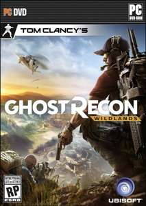 Tom Clancys Wildlands PC - £17.99 with further 5% facebook discount @ CD keys