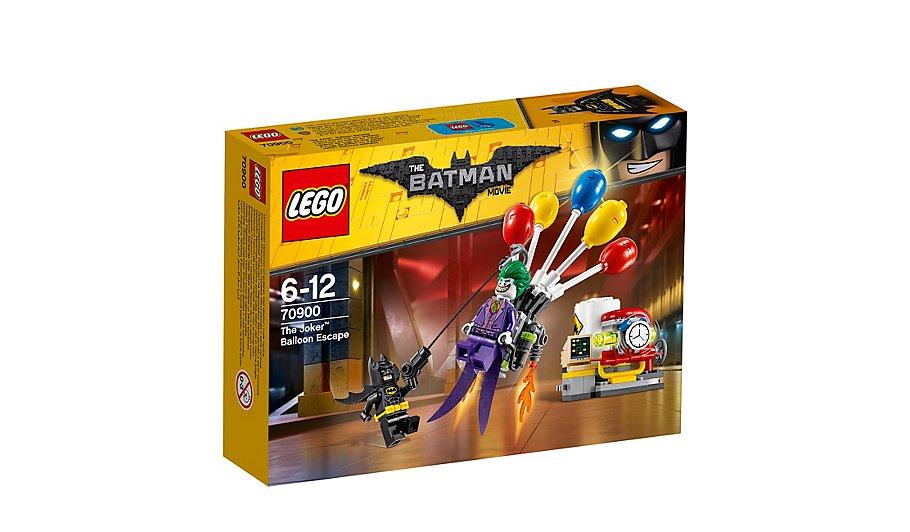Lego batman movie joker balloon escape ( model 70900 ) 6+ years, £9.97 @ asda George,free c+c