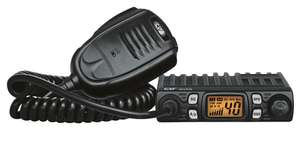 CRT ONE N AM FM Multistandard AM FM CB Radio + FREE CIGARETTE LIGHTER ADAPTER £43.85 delivered @ Nocando eBay.