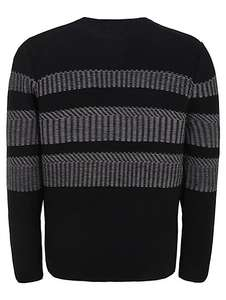 Men's navy crew neck jumper £3 @ asda George free c+c