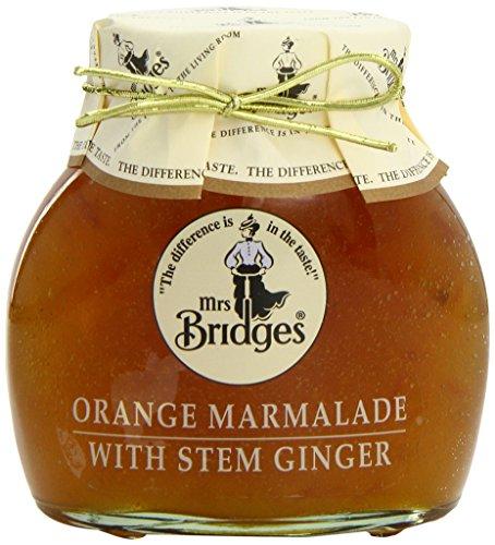 Mrs Bridges Orange Marmalade and Stem Ginger 340g (Pack of 6) £4.78 @ Amazon - Add on item
