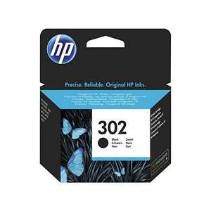 Hp 302 black print cartridge Tesco £9.00