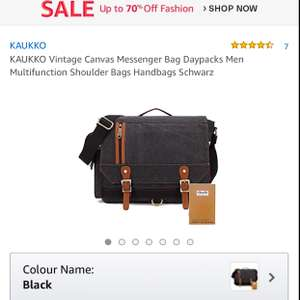 £8.99 in apricot colour other are £9.99 Sold by KAUKKO Flagship Store and Fulfilled by Amazon - lightning deal