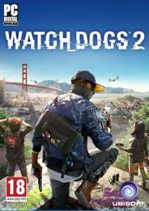 [PC] Watch Dogs 2 - £12.99/£12.39 - CDKeys