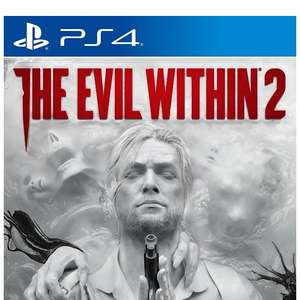 Evil within 2 PS4 amazon £11.99 delivered with prime / £13.98 non prime @ Amazon