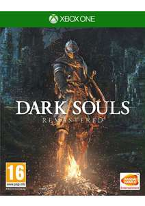 Dark Souls Remastered (Xbox One/PS4) £29.85 @ Simply Games