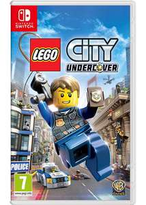 LEGO City Undercover - Nintendo Switch £21.59 @ base.com