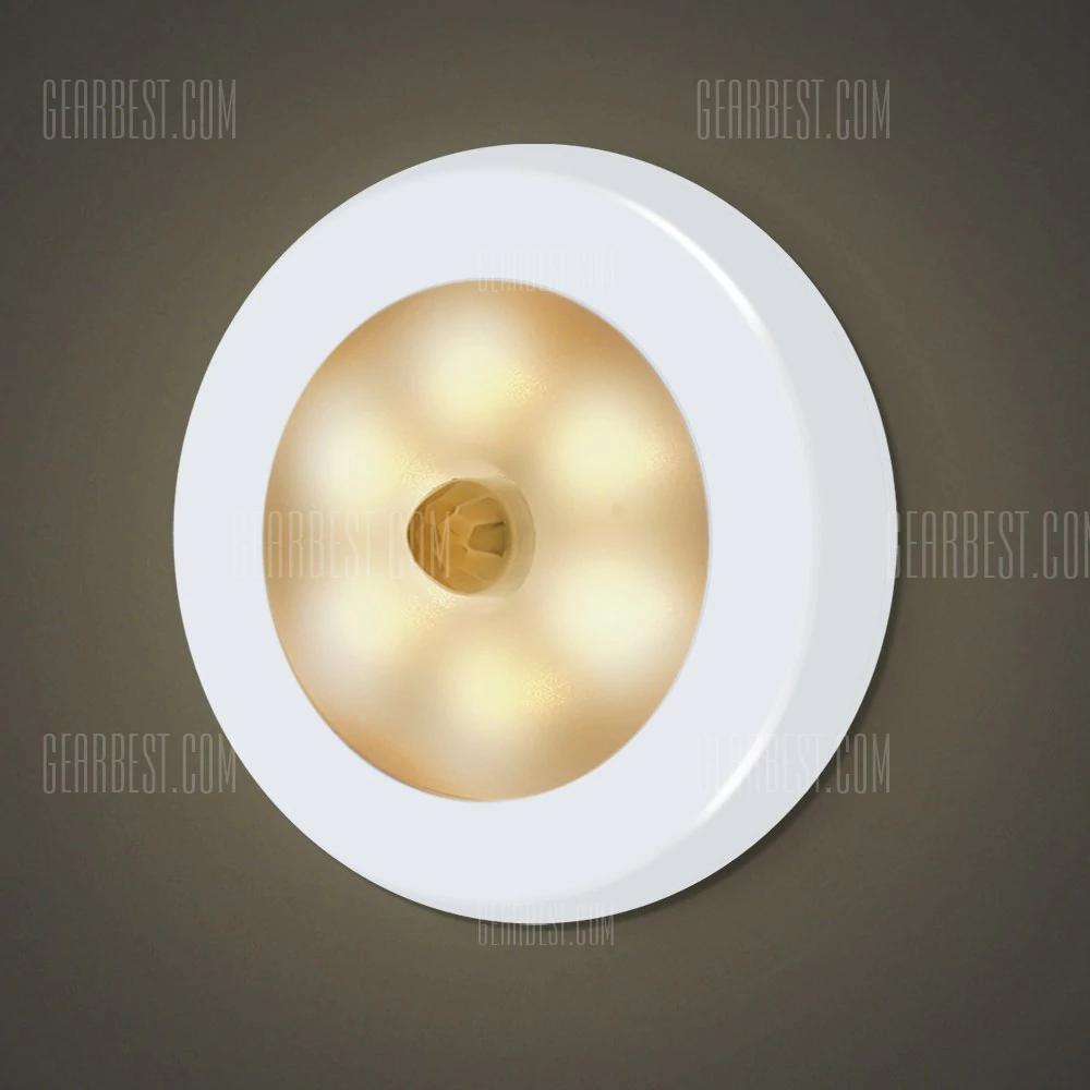 Motion Sensor LED Light £6.01 @ Gearbest