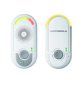 Motorola MBP8 Audio Baby Monitor £13.88 prime / £17.87 non prime @ Amazon