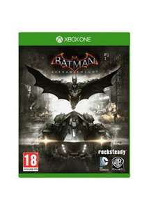 Batman Xbox Xbox One discount offer